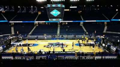 Allstate Arena, section: 210, row: G, seat: 28