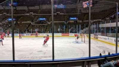 UW-Milwaukee Panther Arena, section: 205, row: 4, seat: 4