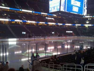 Amalie Arena, section: 120, row: M, seat: 10