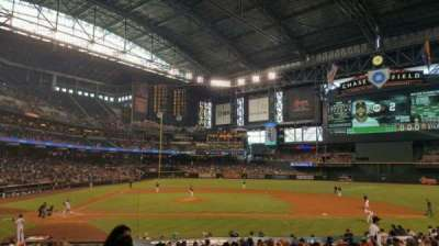 Chase Field, section: 117, row: 24, seat: 13