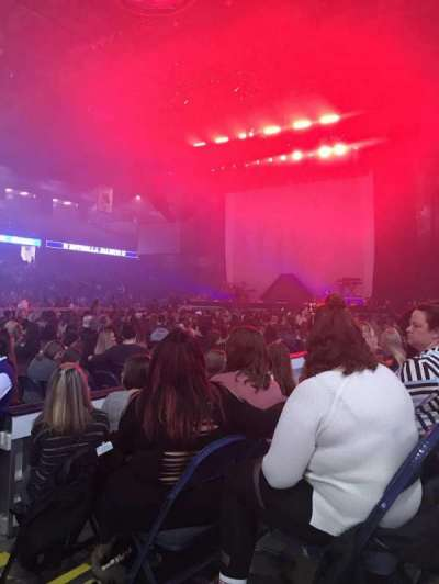 Allstate Arena, section: 212, row: 3, seat: 1-2