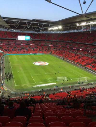 Wembley Stadium, section: 542, row: 19, seat: 80