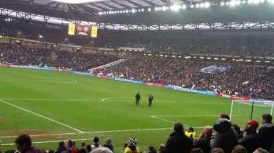 Stadium:mk, section: Aisle 15, row: S, seat: 449