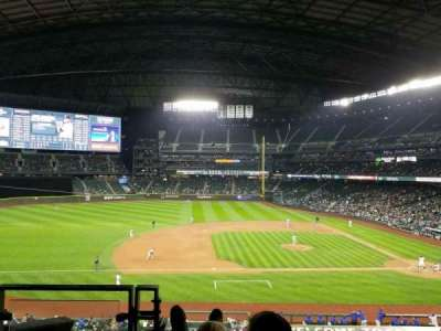 Safeco Field, section: 238, row: 4, seat: 12