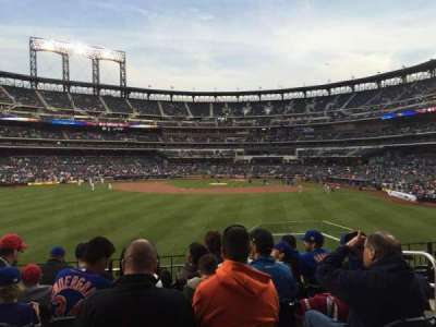 Citi Field, section: 137, row: 7, seat: 5