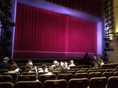 Samuel J. Friedman Theatre, section: Orchestra, row: H, seat: 121