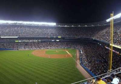 Old Yankee Stadium, section: 670, row: E, seat: 20