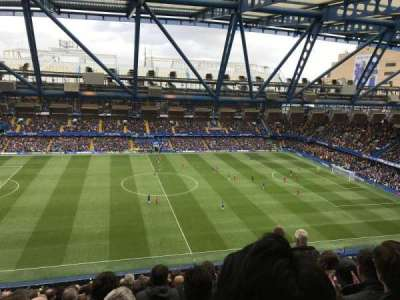 Stamford Bridge, section: West Stand Upper - Block 5, row: 17, seat: 134