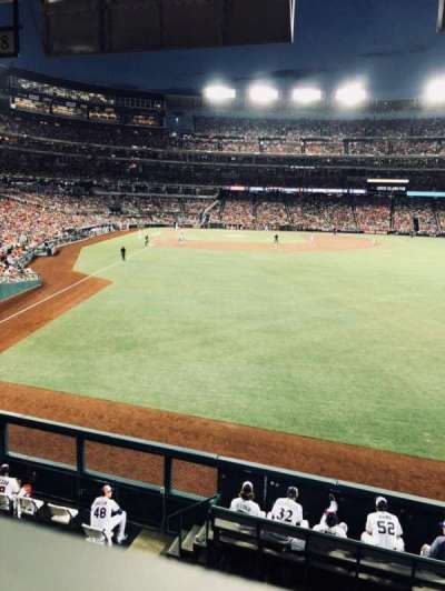 Nationals Park, section: 138, row: S, seat: 2