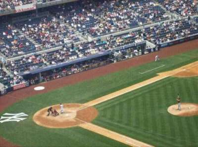 Yankee Stadium, section: 413, row: 8, seat: 5