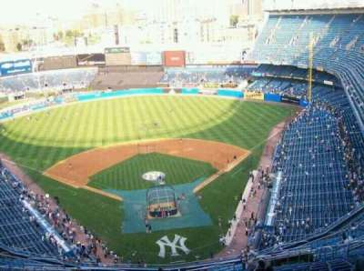 Old Yankee Stadium, section: TIER2, row: X, seat: 14