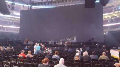 United Center, section: SEC3, row: 17, seat: 10