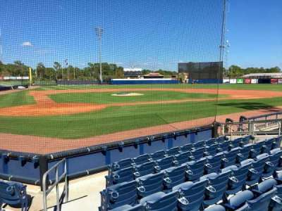 Charlotte Sports Park, section: 106, row: 7, seat: 13