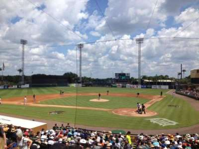 Joker marchant stadium home of detroit tigers lakeland flying tigers