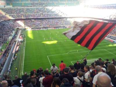 Stadio Giuseppe Meazza, section: Curva Sud