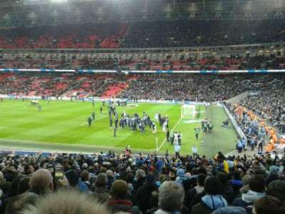Wembley Stadium, section: 118, row: 30, seat: 230