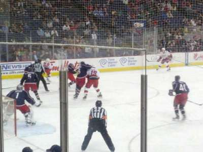 Nationwide Arena, section: 118, row: L, seat: 1
