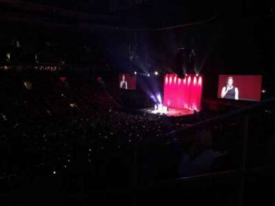 Wells Fargo Center, section: Club Box 11, row: 6, seat: 22