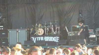 FedEx Stage at the BSMF, section: Lawn