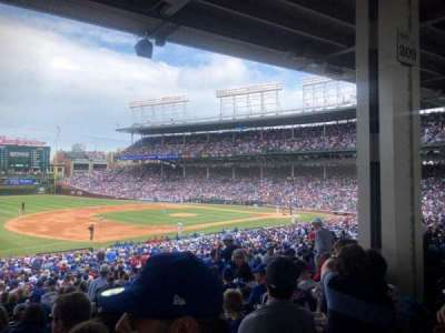 Wrigley Field, section: 209, row: 9, seat: 109
