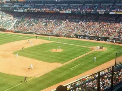 Oriole Park at Camden Yards, section: 364, row: 4, seat: 9