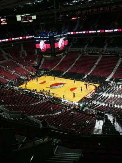 Moda Center, section: 331, row: k, seat: 15