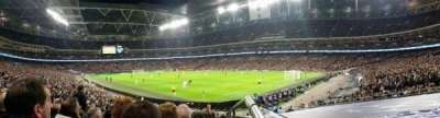 Wembley Stadium, section: 139, row: 22, seat: 141