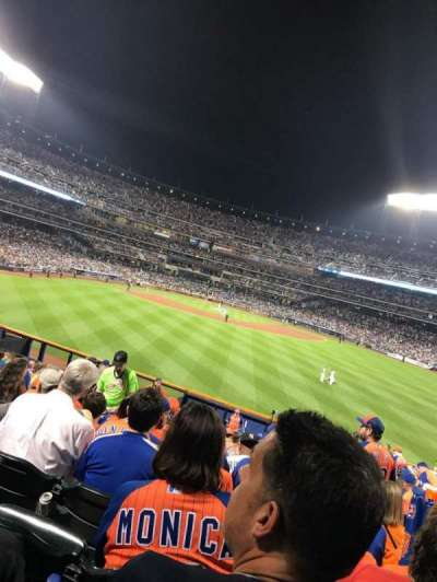 Citi Field, section: 141, row: 22