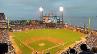 AT&T Park section 314