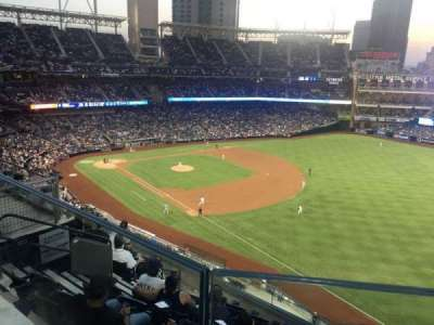 PETCO Park, section: 321, row: 7, seat: 8
