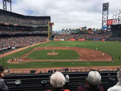AT&T Park section 209