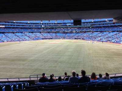 Rogers Centre, section: 141L, row: 12, seat: 101