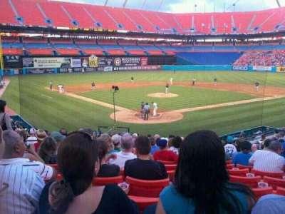 Hard Rock Stadium, section: 149, row: 18, seat: 16