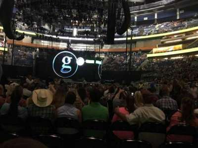 Amway Center, section: F7, row: Q, seat: 7