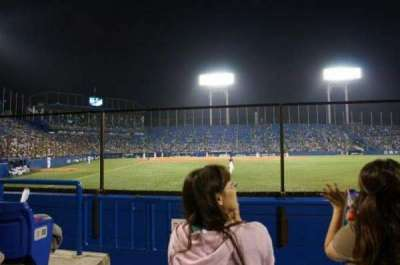 Jingu Stadium, section: Outfield Reserved C, row: 3, seat: 1