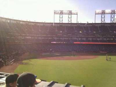 AT&T Park, section: 149, row: 2, seat: 4