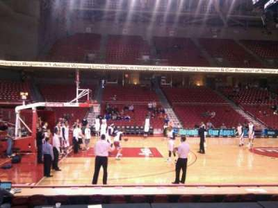 Liacouras Center, section: 114, row: h, seat: 12