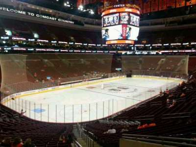 Wells Fargo Center section 109