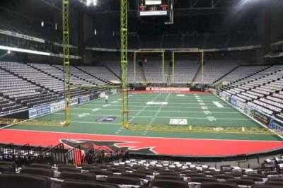 Jacksonville Veterans Memorial Arena, section: 120, row: N, seat: 7