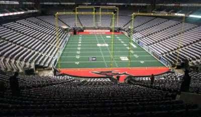 Jacksonville Veterans Memorial Arena, section: 120, row: BB, seat: 7
