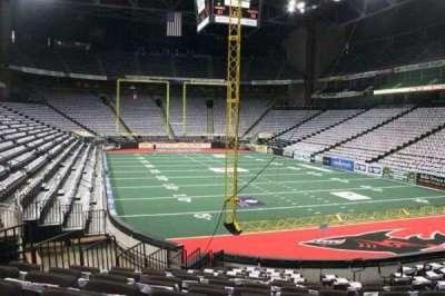Jacksonville Veterans Memorial Arena, section: 121, row: M, seat: 3