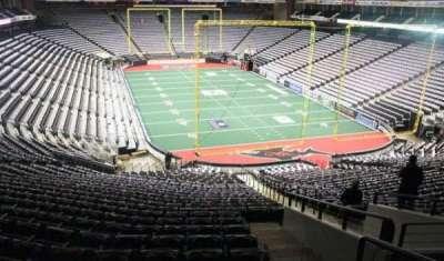 Jacksonville Veterans Memorial Arena, section: 121, row: DD, seat: 1