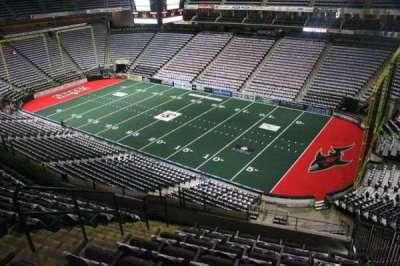 Jacksonville Veterans Memorial Arena, section: 301, row: G, seat: 5