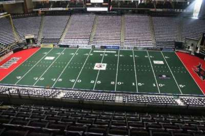 Jacksonville Veterans Memorial Arena, section: 303, row: H, seat: 9