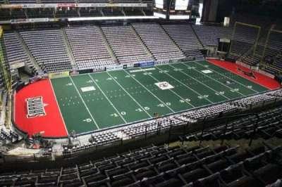 Jacksonville Veterans Memorial Arena, section: 306, row: H, seat: 7