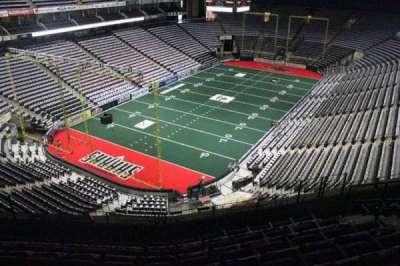 Jacksonville Veterans Memorial Arena, section: 308, row: E, seat: 4