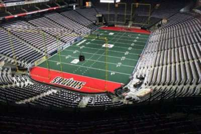 Jacksonville Veterans Memorial Arena, section: 310, row: F, seat: 7
