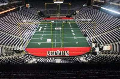 Jacksonville Veterans Memorial Arena, section: 312, row: F, seat: 7
