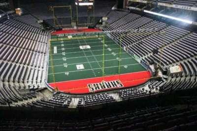 Jacksonville Veterans Memorial Arena, section: 313, row: F, seat: 7
