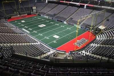 Jacksonville Veterans Memorial Arena, section: 317, row: F, seat: 7